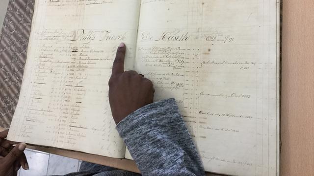 Slavenregister Curaçao online op 225-jarig jubileum van slavenopstand
