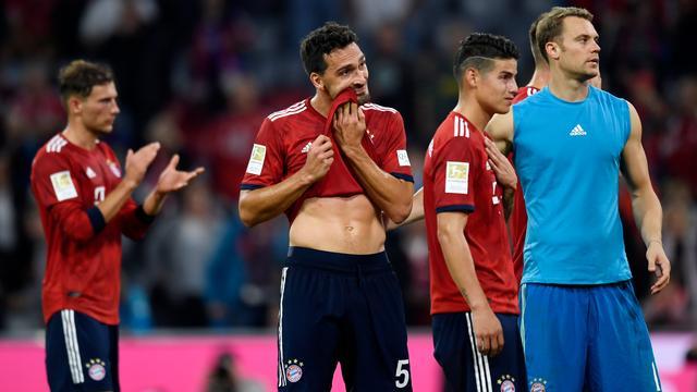 Kritische Neuer ziet dalende lijn na 'Bayern-onwaardige' wedstrijd