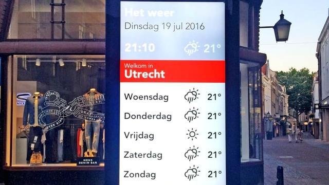 Utrecht krijgt speciale luchtradar