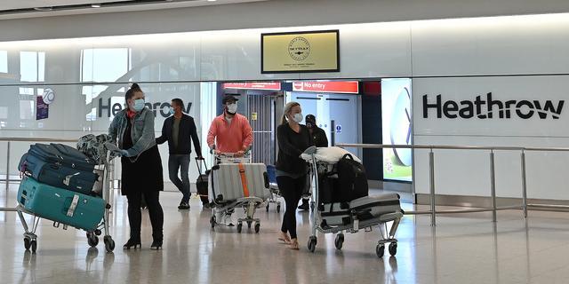 Grootste luchthaven VK rekent op nog minder reizigers dan in 2020