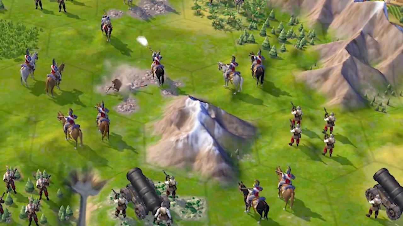Bekijk hier de trailer van Civilization VI