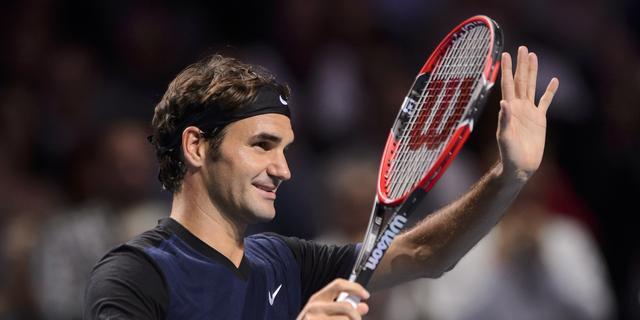 Federer en Nadal treffen elkaar in Basel eindelijk weer in ATP-finale
