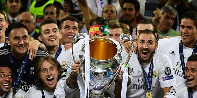Real Madrid wint Champions League na penalty's tegen Atletico