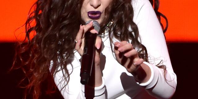 Lorde werkt met elektronisch duo Disclosure aan nieuwe nummers