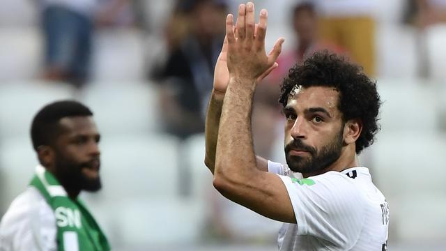 Salah voedt geruchten over afscheid door ontbreken op persconferentie