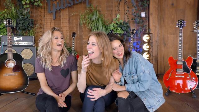 Nederlandse zangeressen bundelen krachten in country trio The BlueBirds