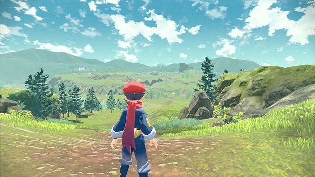 Pokemon Legends Arceus should have an open world similar to Zelda.