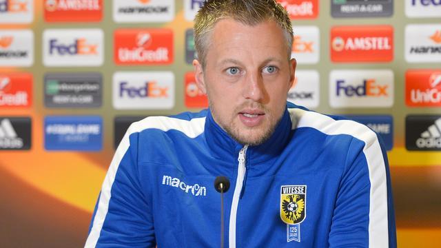 Pasveer beseft dat Vitesse moet winnen bij Zulte Waregem