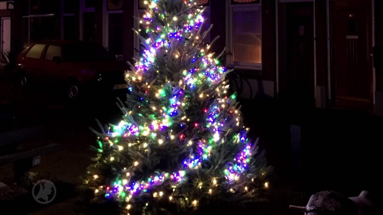 Verlichte kerstboom voor het tweede jaar op rij gestolen | NU - Het ...
