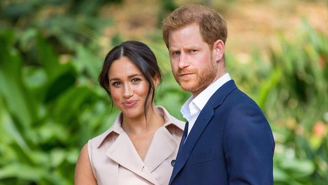 Prins Harry en Meghan Markle tekenen meerjarige deal met Netflix