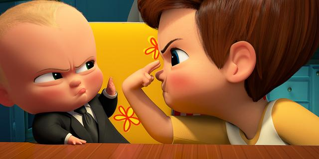 Guido Weijers spreekt animatiefilm The Boss Baby in