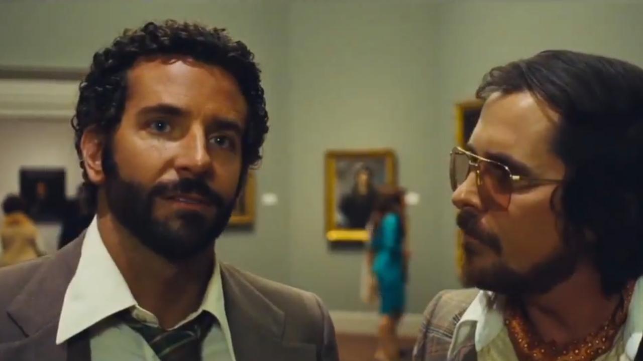 Bekijk de trailer van American Hustle
