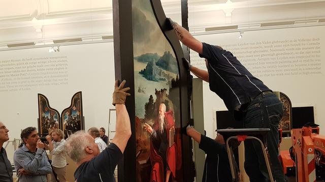 'Het Laatste Oordeel' vertrekt naar Rijksmuseum
