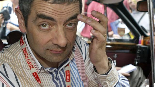 Rowan Atkinson vindt 'doodnormaal personage' spelen vreemd
