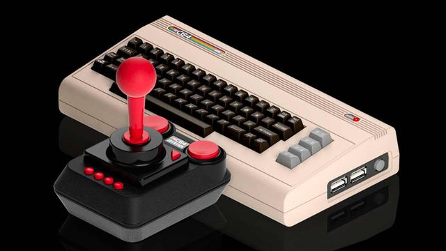 Miniversie van Commodore 64 verschijnt eind maart