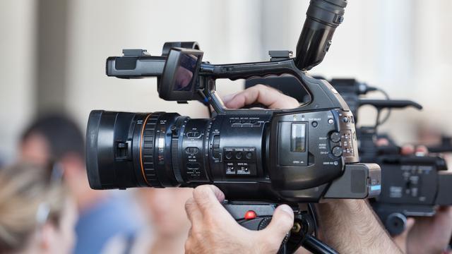Filmopnames in bos bij Ossendrecht