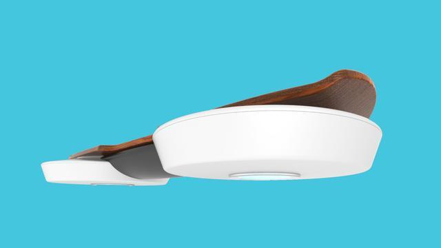 Nieuw hoverboard wordt speciaal gemaakt voor skateboarders