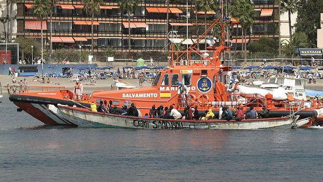 Zeker twintig vluchtelingen verdronken bij Spaanse enclave in Noord-Afrika