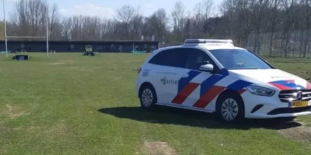 Fietsendief na achtervolging gearresteerd op Alphense golfbaan