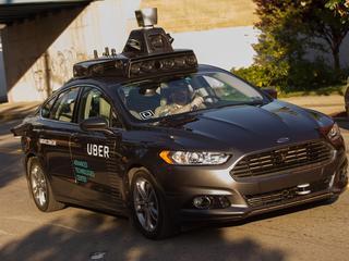 Dodelijk ongeval met zelfrijdende Uber in maart