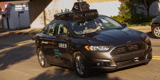 Uber vraagt toestemming om tests zelfrijdende auto te hervatten