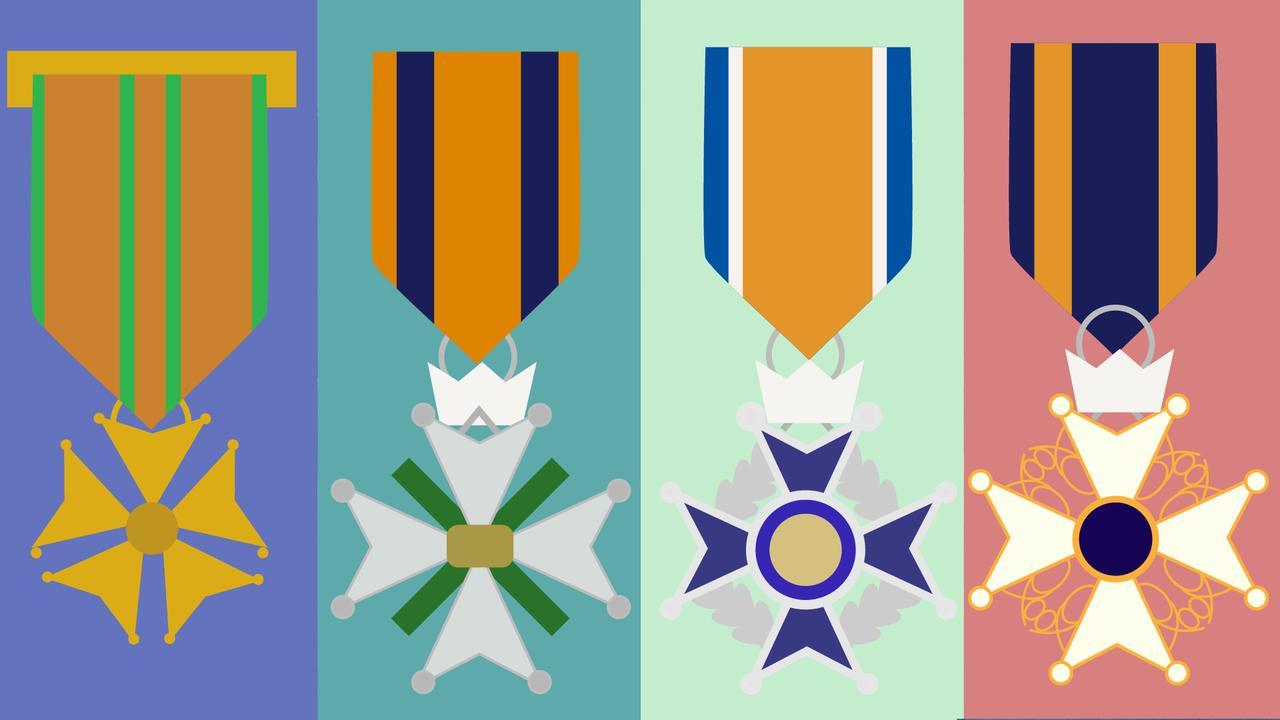 Vierdaagsekruisjes uitgereikt, welke onderscheidingen zijn er nog meer?