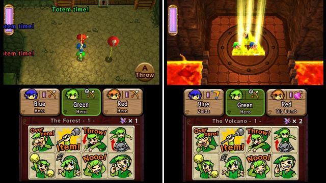 Eerste indruk: Nieuwe Zelda zoethoudertje tot Wii U-game