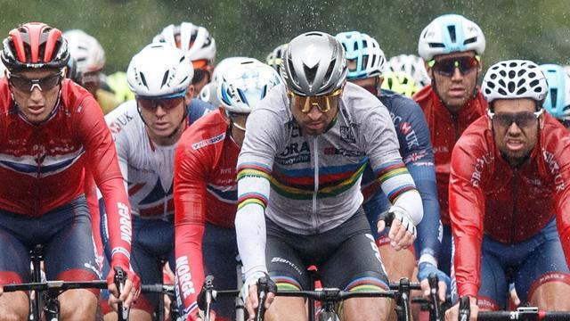 Sagan ziet Vuelta na harde val in Tour vooral als training voor WK