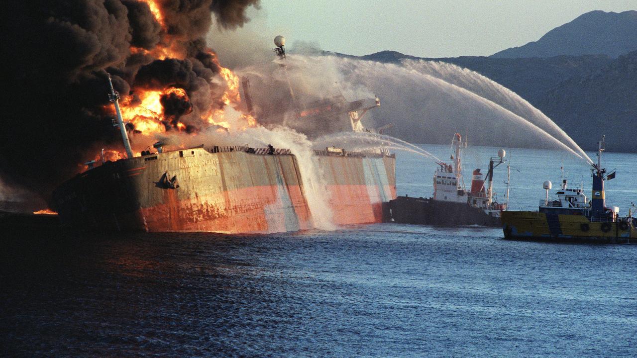 Olietankercrisis: Waarom is zeestraat bij Iran van belang?