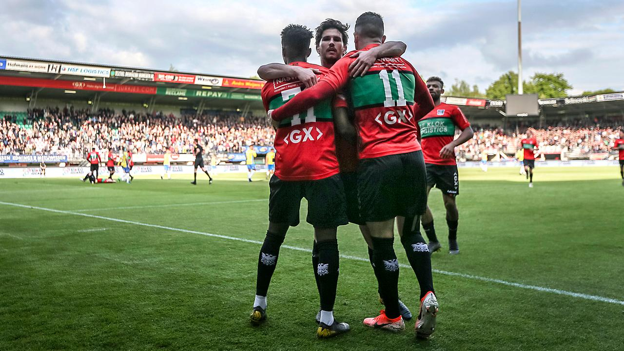 Nec Starts Play Offs With A Win Cambuur And Almere City In Balance Teller Report