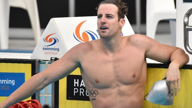 Zwemkampioen Magnussen kampt met blessure in aanloop naar WK