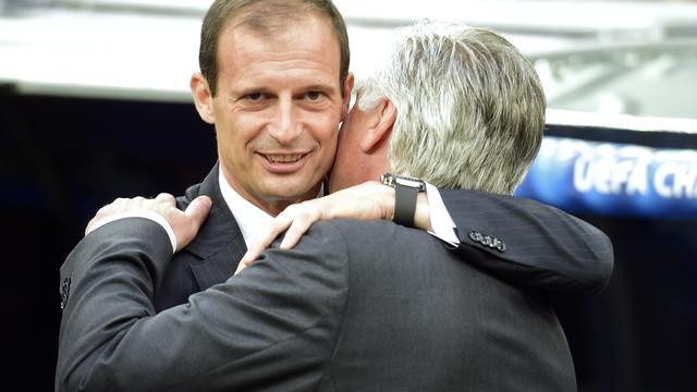 Allegri spreekt van 'geweldige avond voor Italiaanse voetbal'