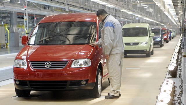 Volkswagen roept 67.000 Caddy's terug