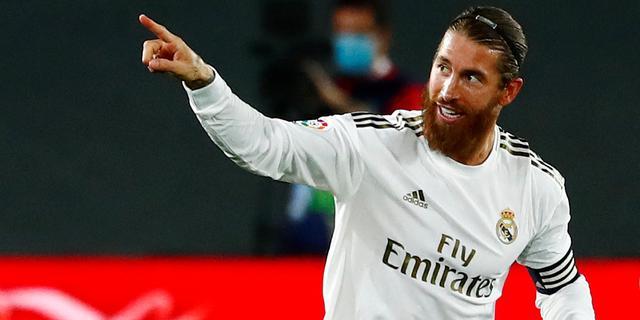 Ramos: 'Barcelona zeurt over scheidsrechters omdat wij bovenaan staan'