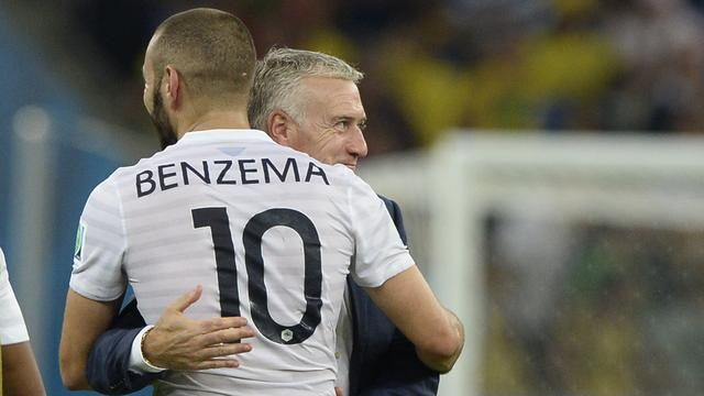 Teleurgestelde Benzema wil uitleg van bondscoach Deschamps