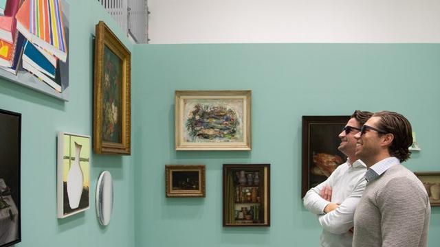 Kleurenblinden kunnen vanaf dinsdag kleur ervaren in Centraal Museum