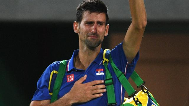 Djokovic na teleurstellende Spelen niet naar Masterstoernooi Cincinnati