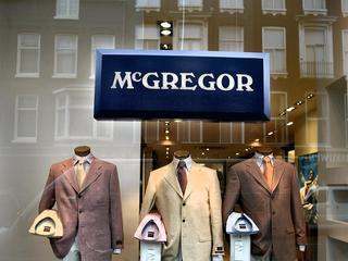 Modehuis in problemen bezit onder meer de merken McGregor, Gaastra en ADAM Brandstore