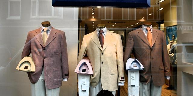 Faillissement modehuis McGregor 'nu niet aan de orde'