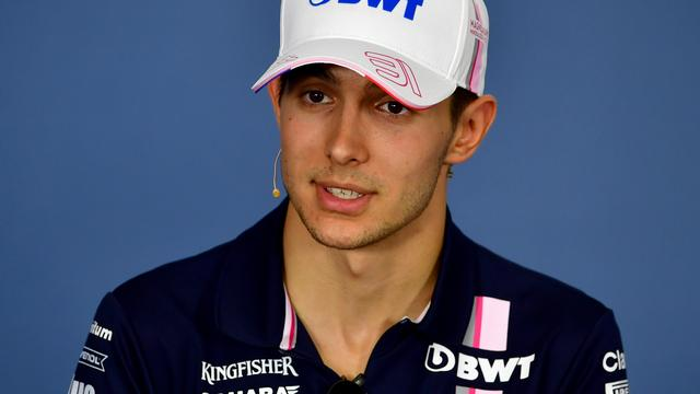 Ook Toro Rosso heeft geen interesse in Force India-coureur Ocon