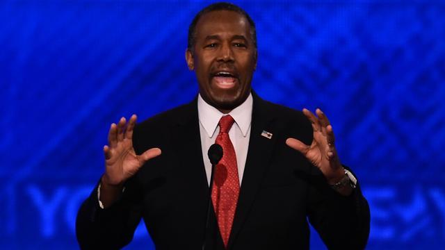 Republikein Ben Carson steunt kandidatuur Donald Trump