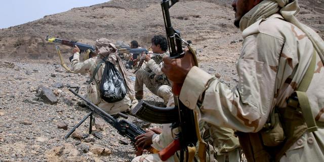VS bestoken strijders al-Qaeda in Jemen