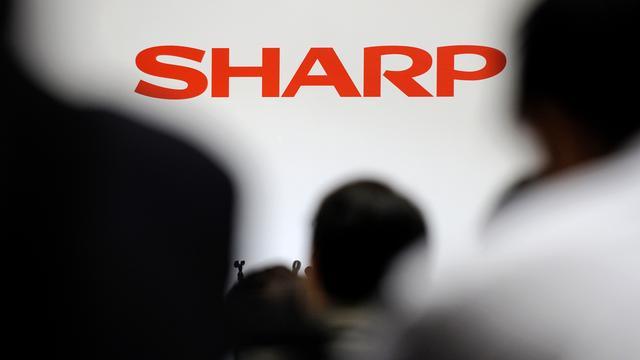'Smartphoneproducent Foxconn doet bod op Sharp'