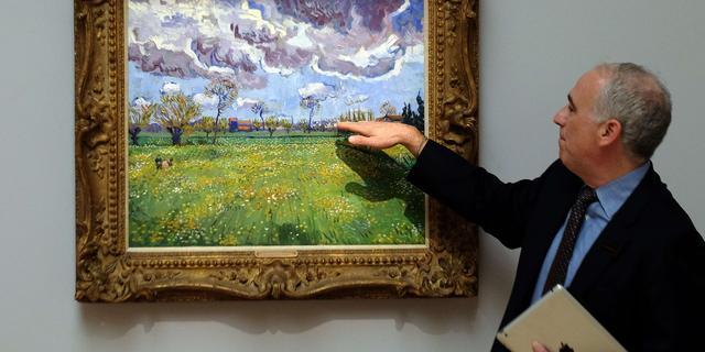 Werk Van Gogh levert tientallen miljoenen op