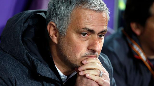 Mourinho verwijt United-aanvallers gebrek aan goals tegen Anderlecht