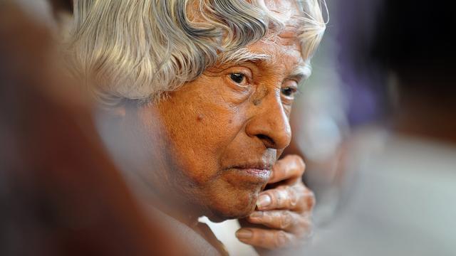 Oud-president Kalam (83) van India overleden