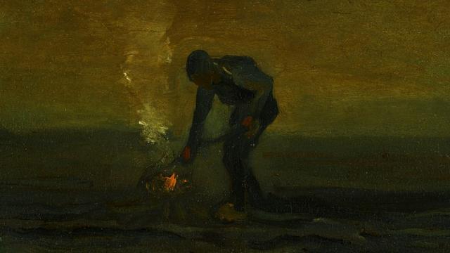 Vroege Van Gogh aangekocht door Van Gogh Museum en Drents Museum