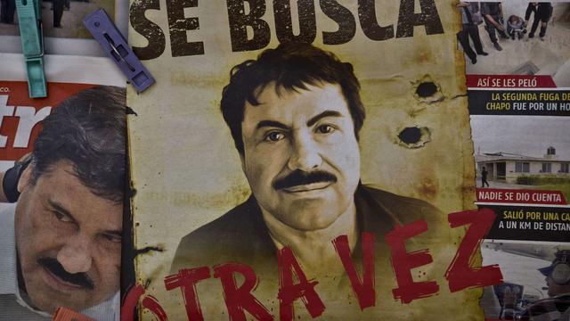 Uitlevering Mexicaanse drugsbaas 'El Chapo' aan VS uitgesteld