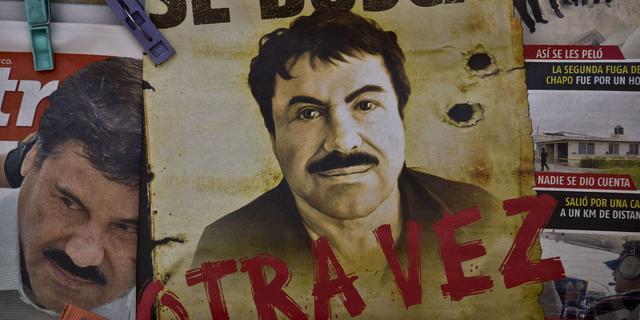 'Mexicaanse drugsbaron 'El Chapo' kocht ex-president Peña Nieto om'