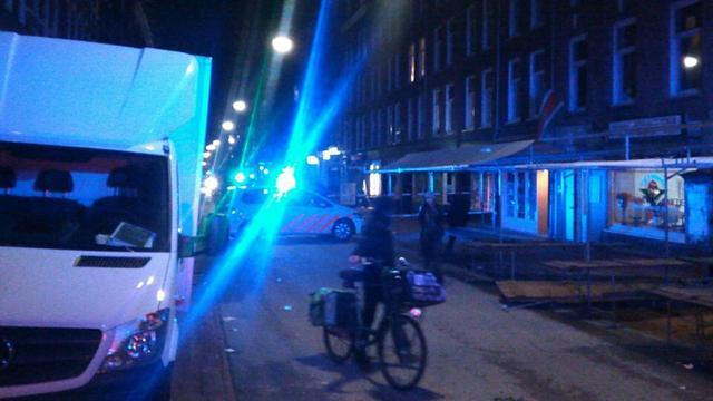 Verdachten vrij na schietpartij Amsterdam